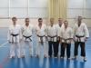 Cuadro de profesores karate jitsu