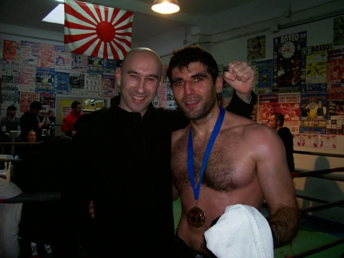 Kick Boxing - Paco Prieto