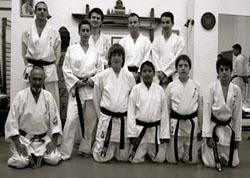 Alumnos Sabaki Karate Valencia